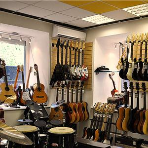 Музыкальные магазины Агеево
