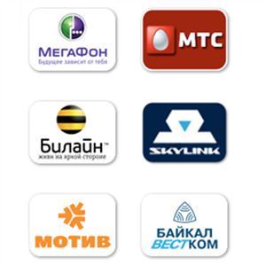 Операторы сотовой связи Агеево