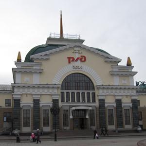 Железнодорожные вокзалы Агеево
